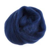 Wool Roving 10g Sapphire