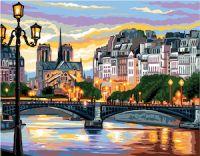 Canvas: Royal Paris: Paris Scene