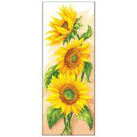 Canvas: Royal Paris: Sunflowers