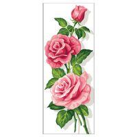 Canvas: Royal Paris: Roses