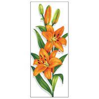 Canvas: Royal Paris: Tiger Lilies