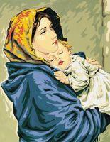 Canvas: Royal Paris: Madonna of Rest
