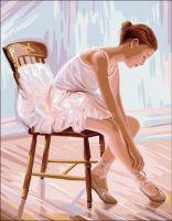 Canvas: Royal Paris: Ballerina