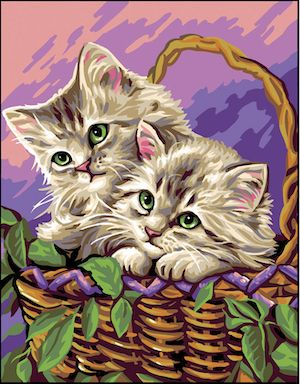 Canvas: Royal Paris: Between Cats