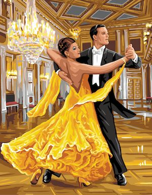 Canvas: Royal Paris: Ballroom