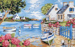 Canvas: Royal Paris: Brittany