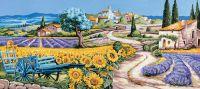 Canvas: Royal Paris: Gentle Provence