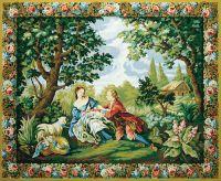 Canvas: Royal Paris: Charms of Rural Life