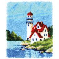 Vervaco Rug Kit Lighthouse