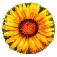 Vervaco Rug Kit Sunflower