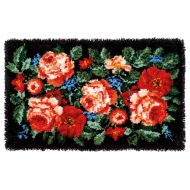 Vervaco Rug Kit Roses