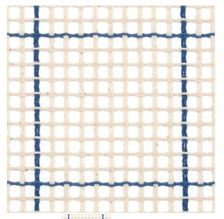 Rug Canvas 5 count (priced per quarter metre)