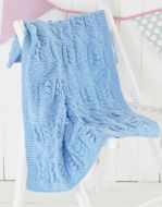 Sirdar Leaflet 4764 Baby Chunky Blankets