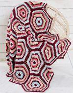 Sirdar Leaflet 8300 Crochet DK Blanket