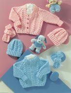 Stylecraft Leaflet  4771 Baby Dk