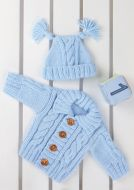 Stylecraft Leaflet 8361 Baby Aran