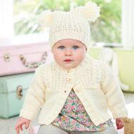 Stylecraft Leaflet 9345 Baby Aran