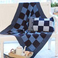 Stylecraft Leaflet  9401 Knitted Throw