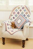 Stylecraft Leaflet 9804 Naturals Crochet  Throw