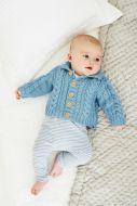Stylecraft Leaflet 9833 Baby Bamboo Cotton