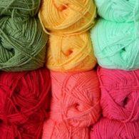 Double Knitting Yarns