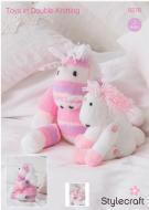 Stylecraft Leaflet 9276 Unicorn