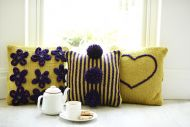 How To Knit - Cushions (Superchunky)