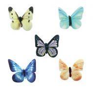 Butterflies - 30mm - Assorted