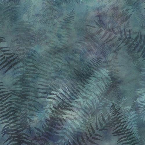 McKenna Ryan Painted Forest Dusty Teal Fern