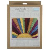 Trimits Sunrays Punch Needle Kit