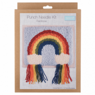 Trimits Rainbow Punch Needle Kit