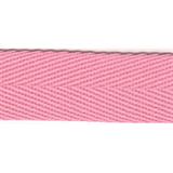 Herringbone Tape 20mm Pink