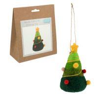 Felting Kit - Christmas Tree