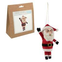 Felting Kit - Santa