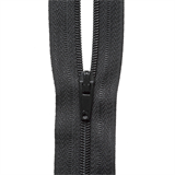 Zip on a roll Black